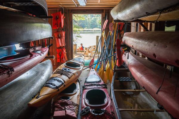 Friends of Ledyard Canoe Club
