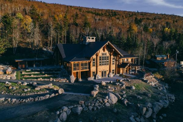 Moosilauke lodge